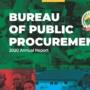 Ekiti State Bureau of Public Procurement 2020 Annual Report